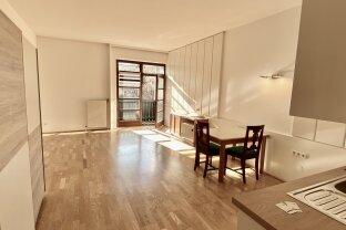 Zentral gelegene Wohnung in Parsch mit Balkon