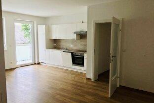 Freundliche 3 Zimmerwohnung mit Loggia im Erdgeschoss - Bahnhof Mödling
