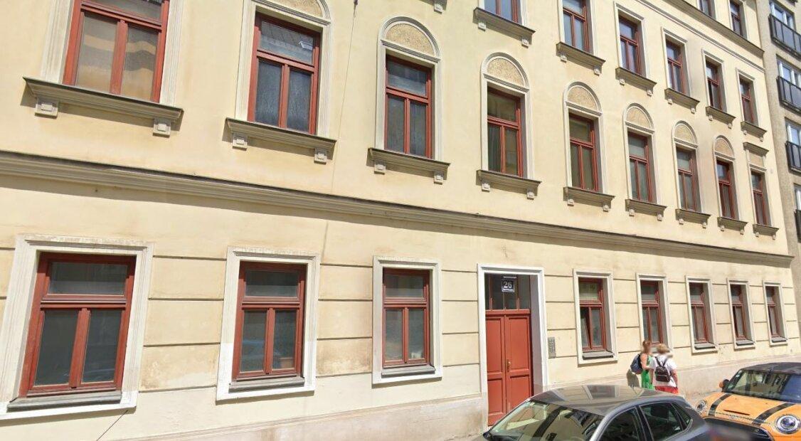 Helle 2-Zimmerwohnung nähe Rudolfsstiftung/Dannebergplatz - unbefristet (!)