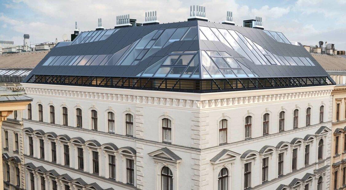 Grand Kinsky - Luxus Erstbezug Penthouse - Top 20 Theresia