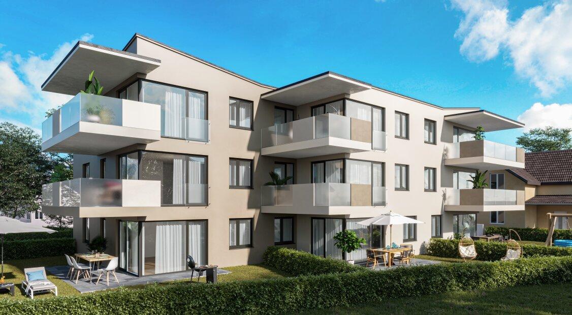 LETZTE verfügbare Einheit: Weer - DS35 - Top W 06 - 3-Zi-Wohnung