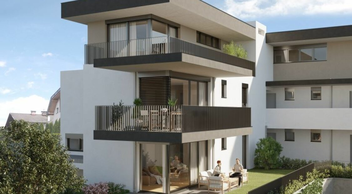 RESERVIERT: Weer - LB3 - Top W 06 - 3-Zi-Terrassenwohnung