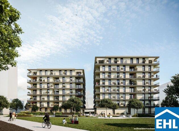 """""""GRÜNSTÜCK 22"""" - Investieren in Wien Donaustadt"""