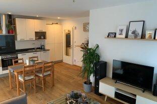 Moderne, gepflegte 2- Zimmer-Terrassen-Wohnung in Obertrum