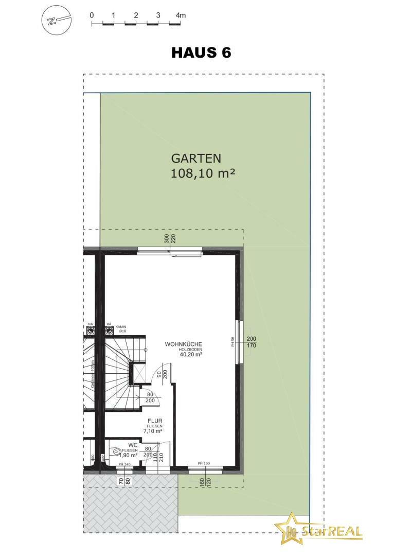 HAUS 6 Garten