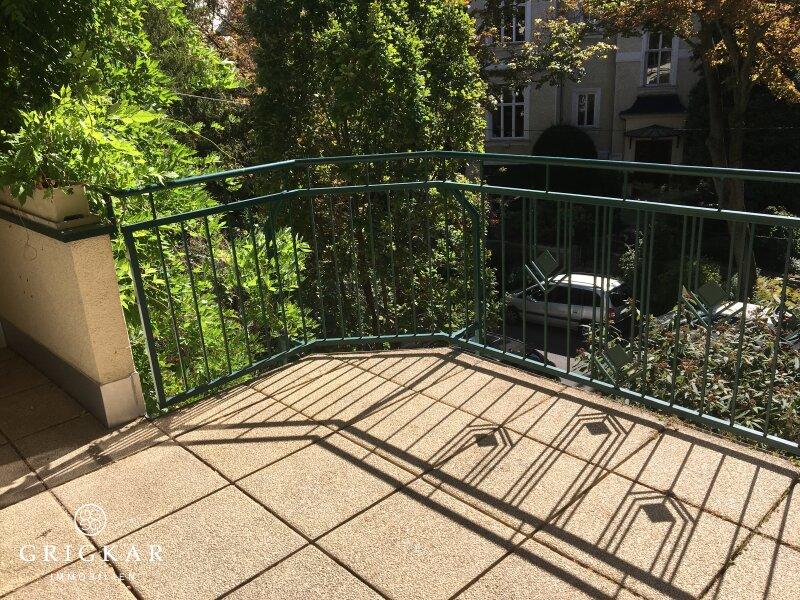 traumhafte, großzügige Wohnung mit großem Süd-Balkon im Cottageviertel unbefristet zu vermieten /  / 1190Wien / Bild 6