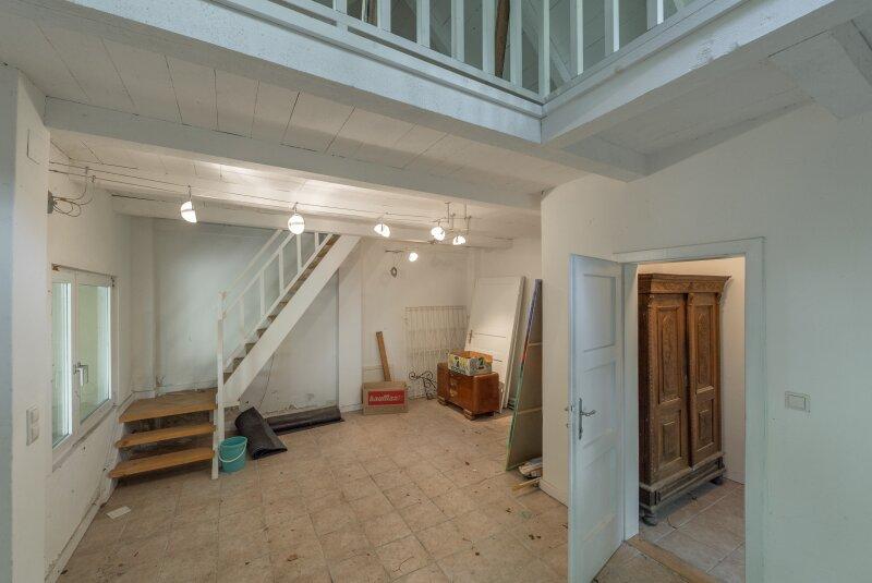 ++Rarität++ kleines Hofhaus mit Garten, ruhig gelegen KEINE WOHNWIDMUNG!