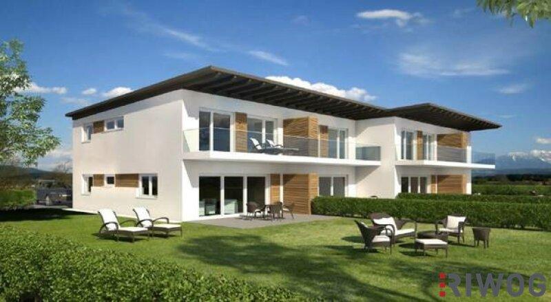 Verwirklichen Sie sich Ihren Traum! Neubau Reiheneckhaus in absoluter Sonnenlage! /  / 9020Klagenfurt am Wörthersee / Bild 3