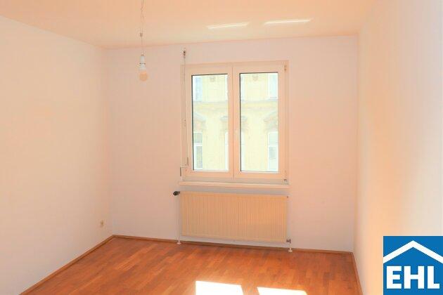 Charmante 2-Zimmerwohnung in ruhiger Seitengasse