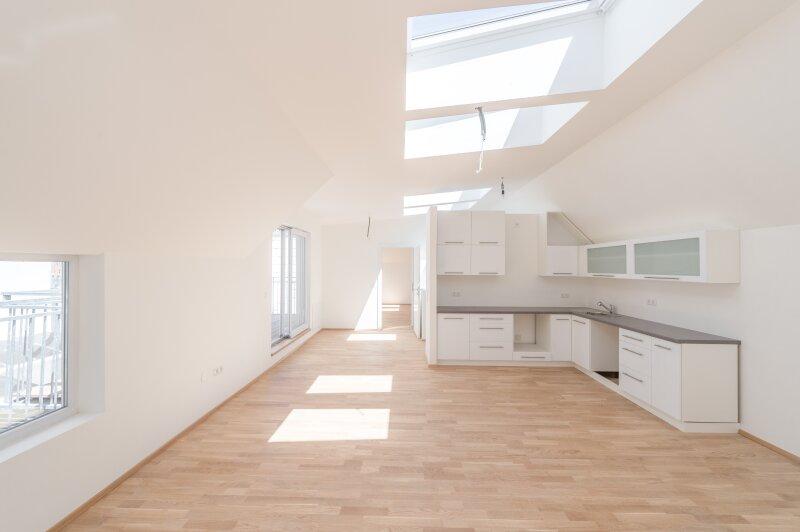 ++NEU** Exklusives HOFHAUS mit großzügigen Freiflächen (70m²), ERSTBEZUG! + Garage /  / 1160Wien / Bild 1