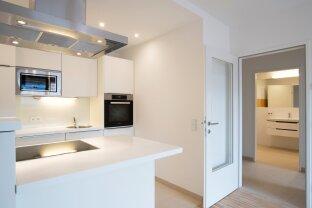 NEUE UND MODERNE  2-ZIMMER MIT BALKON! Tolle Küche inklusive und Fußbodenkühlung!