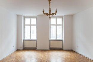 97 m2 große, 3 Zimmer Altbauwohnung nähe Belvedere! 500 m zur U1 Hauptbahnhof!
