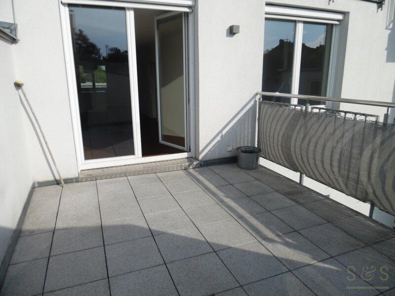 Komfortable  Neubauwohnung mit Terrasse