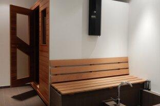 Sauna und Kneipp-Becken
