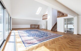 Exklusive 4-Zimmer-Maisonette - Photo 1