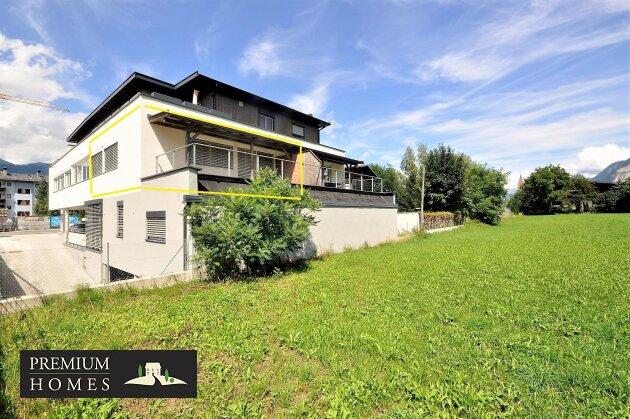 WÖRGL_ ANLAGE_ Rendite_Objekt im Zentrum von Wörgl ca. 4,00 % p.a _ Geschäftsfläche zu verkaufen_Haus_Ansicht Richtung Südwesten