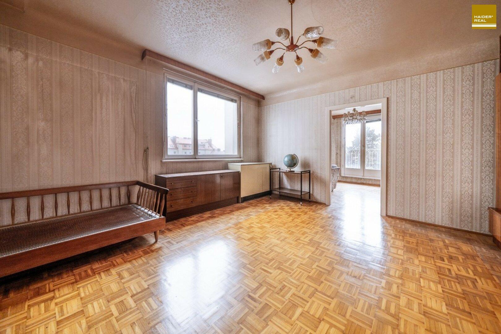 Zimmer 1 mit 22,5 m²