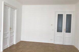 Top sanierte Altbauwohnung mit Balkon c.14m² - hell - 4 Zimmer - 3. Liftstock - unbefristet