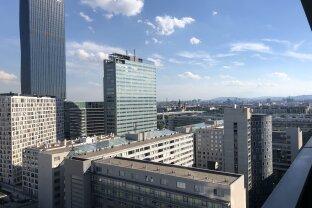 Mischek-Tower 15. Liftstock Leonard Bernstein Straße 8  (49m2 +13m2 Terrasse)