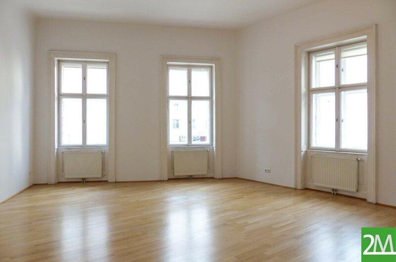2-Zimmer-Altbauwohnung nahe Rochusmarkt