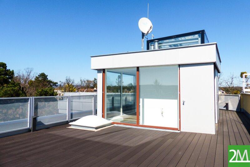 Exklusive Dachgeschoßwohnung mit großzügiger Terrasse und schönem Fernblick /  / 1130Wien / Bild 12