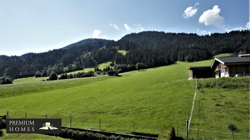 Ellmau - Eigentumswohnung - Balkon-blick Richtung Südwesten