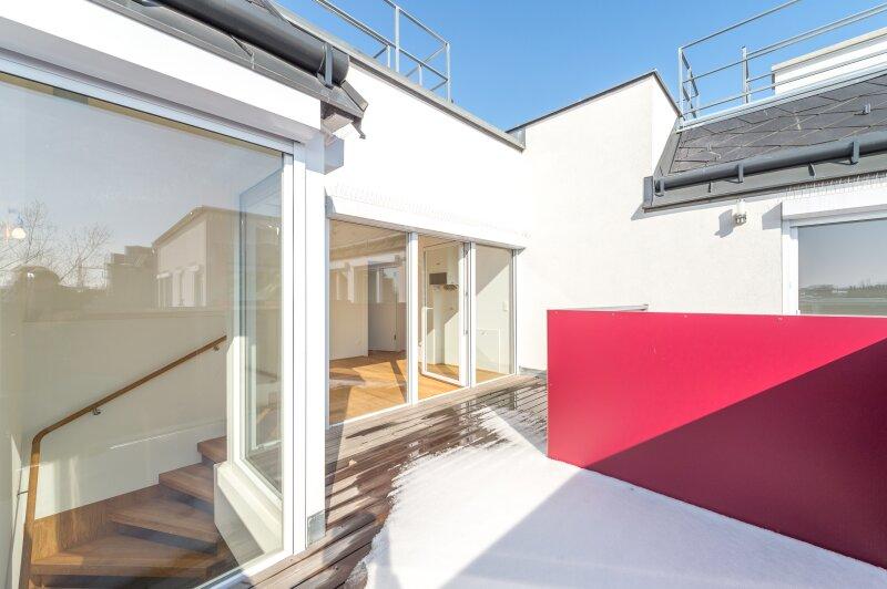 ++NEU** 3,5-Zimmer DG-Maisonette, ERSTBEZUG mit Terrasse und Loggia, sehr gutes Preis-Leistungsverhältnis!! /  / 1200Wien / Bild 6